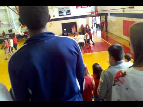Fall Pep Rally: North Dorchester High School