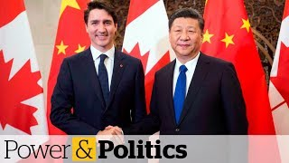 Trudeaus approach to China naive, Scheer says  Power  Politics