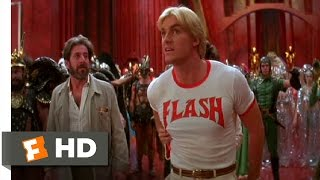 Video clip Flash Gordon (2/10) Movie CLIP - Football Fight (1980) HD