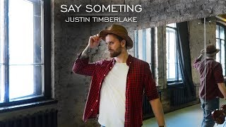 Download Lagu Say Something Justin Timberlake Cover Violin Gratis STAFABAND