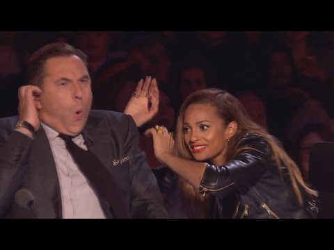 Top 10 Best auditions Britain's got talent 2015 (part 1)