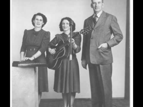 Carter Family - Will The Circle Be Unbroken