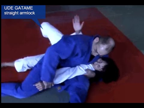 JUDO ARMLOCKS 50 in 4 min Image 1