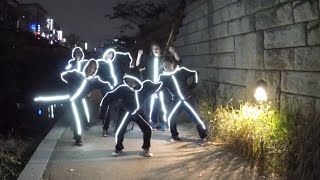 [LED Suits of Happiness] Video