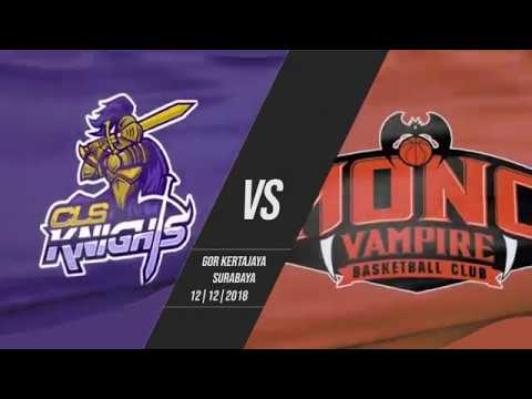 CLS Knights Indonesia v Mono Vampire | Highlights | 2018-2019 ASEAN Basketball League