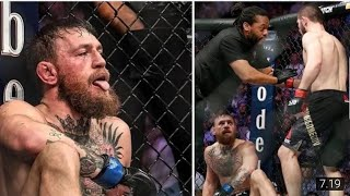 Khabib Nurmagomedov vs Conor McGregor after Khabib's Ez victory in this fight