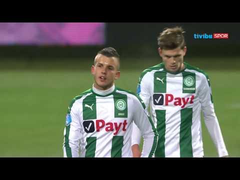 Hollanda Ligi 17. Hafta Maç Özetleri