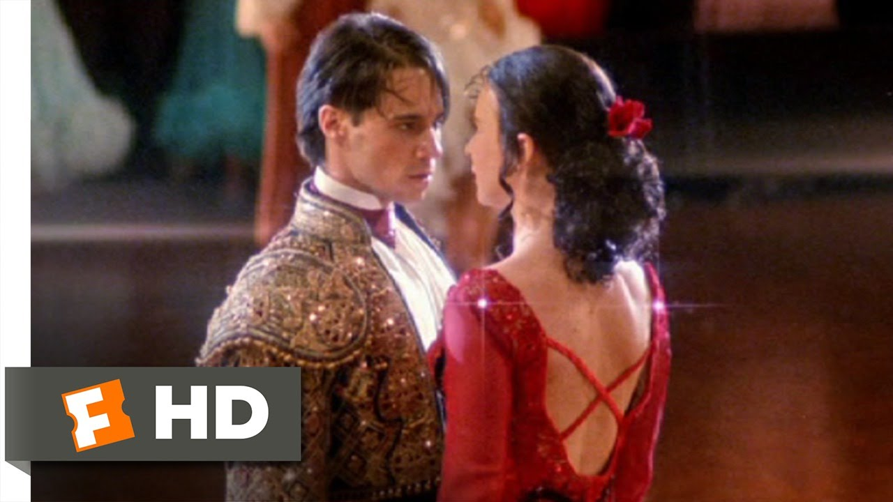 strictly ballroom scott and frans relationship poems