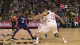 USA vs China Exhibition Game Full Highlights 07.26.16