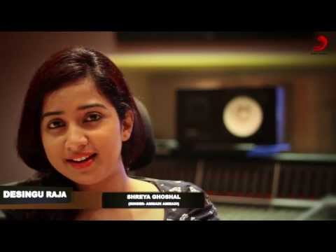 Shreya Ghoshal – Desingu Raja Exclusive Interview Part 3
