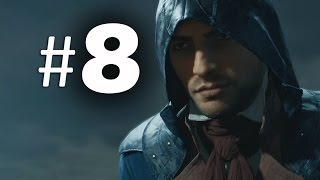 Assassin's Creed Unity Part 8 - 54 Guards - Gameplay Walkthrough PS4