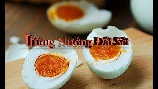 Trứng Nướng Đất Sét Cực Ngon ( Món Ăn Dân Dã)