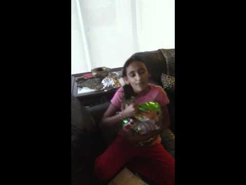 Sahar Khan... Tribute To Justin Beiber video