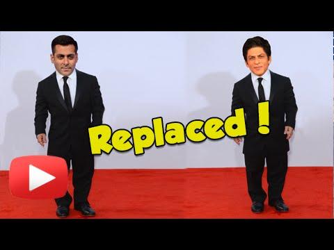 Salman Khan's Dwarf Role Goes To SRK