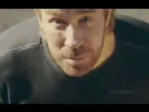 Chuck Norris & Steven Seagal Funny Advertisement Video