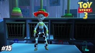 Toy Story 3: The Video Game - PSP Playthrough Gameplay 1080p (PPSSPP) PART 15