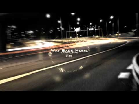 Way Back Home - Sad Guitar String Rap HipHop Instrumental Beat...
