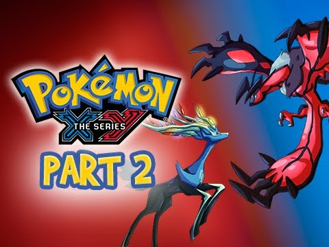 Pokemon X and Y Gameplay Walkthrough Part 2 - ALL STARTERS + Pikachu (3DS Commentary)