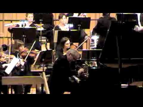 Mozart Piano Concerto K 467 with Larry Graham and Pro Musica Colorado Chamber Orchestra