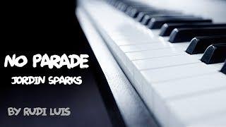 Watch Jordin Sparks No Parade video