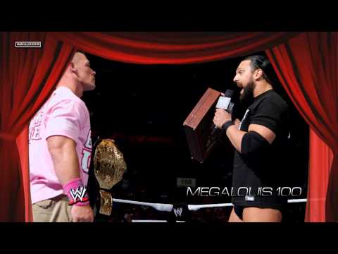 Damien Sandow 4th And New Wwe Theme Song - ''hallelujah'' (cfo$ Version) With Download Link video