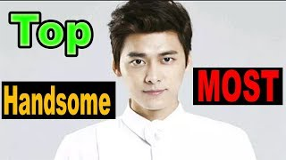 Top 10 Most Handsome Chinese  Actors In 2016-2017 || Best of 2016-2017 !!