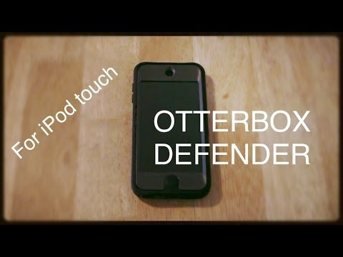 Otterbox Defender Case For iPod touch 5th Generation: Review & Tutorial