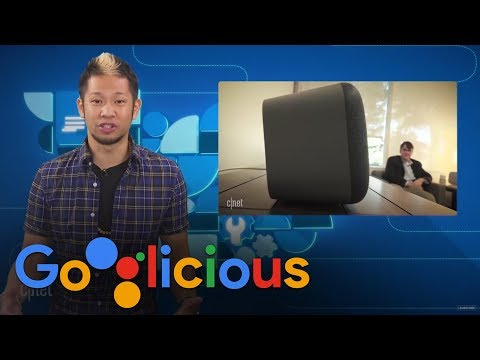 The Google Home Max is here! (Googlicious)