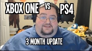 Xbox One Vs Playstation 4: An Update
