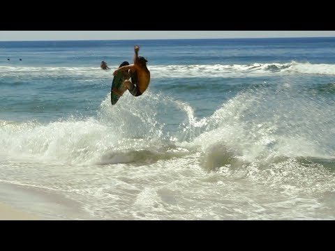 MRSURFS PRO/AM 2014 Day 1 with Shwack Headgear and Friends