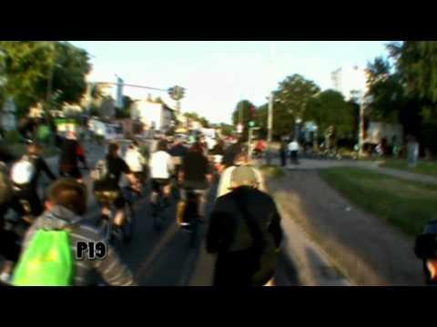 Łódzka Rowerowa Masa Krytyczna - Czerwiec 2011 / Critical Mass Of Lodz 24.06.2011