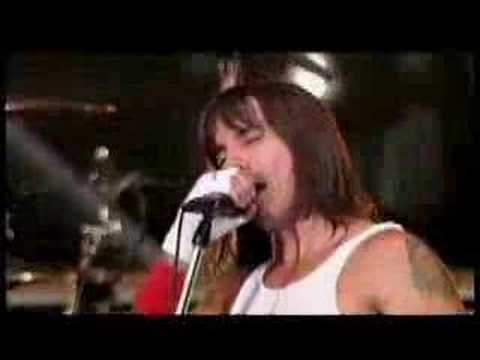 Red hot chili peppers - Get on Top @yokohama