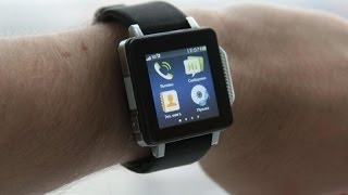 Распаковка Explay N1 часы-телефон