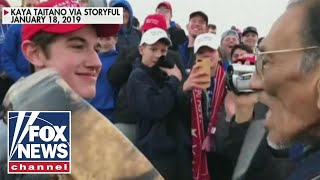 CNN settles $275M lawsuit with Covington student Nick Sandmann