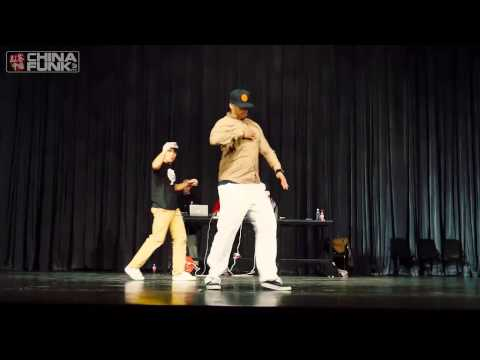 NELSON & MARVIN JUDGES' PERFORMANCE - WIB Vol.5上海站