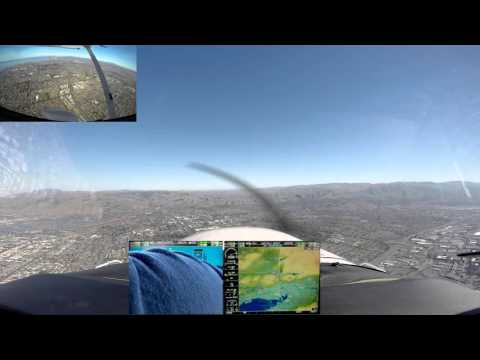 FL57 Solo Xcountry KPAO to KMOD