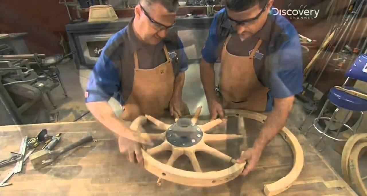 Как сделать деревянное колесо своими руками фото 13