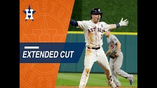 Extended Cut: Alex Bregman's walk-off single in 10th inning of Game 5 of the World Series