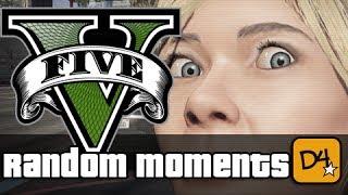 GTA 5 Online Random and Funny Moments! - Selfie, Cops and Titanic (GTA V)