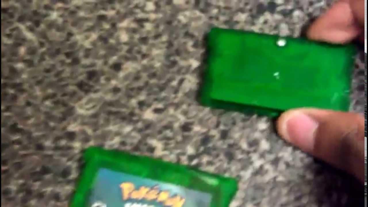 Bootleg Pokemon Games How to Spot Fake Pokemon Games