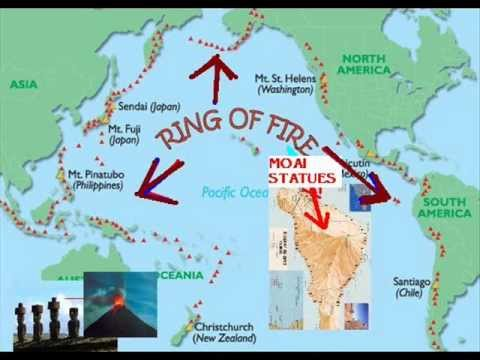 Ring Of Fire Islands