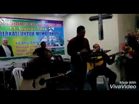 It Is Well with My Soul (cover) - Nyamanlah jiwaku