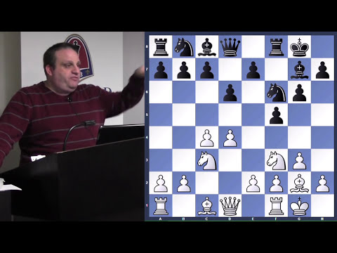 Lecture with GM Ben Finegold (The Candidates Tourney | Anand vs. Aronian) - 2014.03.19