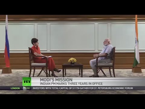India-Russia cooperation not about arms trade, but about trust – Narendra Modi