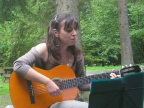 Sara Diluna sings France Gall