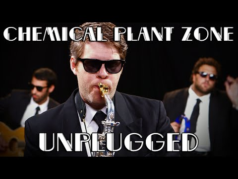 SONIC 2 UNPLUGGED - Chemical Plant Zone (Sax Cover)