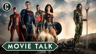 DC Films Shakeup After Justice League Disappointment - Movie Talk