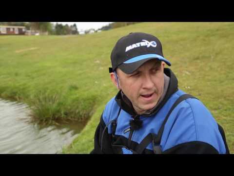 *** Coarse & Match Fishing TV *** The Practice - Les Thompson at Larford