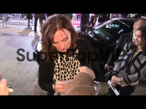 Nora Dunn greet fans at The Guilt Trip Premiere in Westwo...