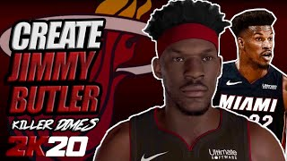 NBA 2K20 How To Look EXACTLY Like Jimmy Butler